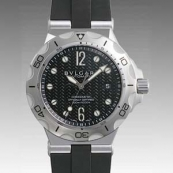 ブルガリ時計偽物 コピー ディアゴノプロフェッショナルアクア DP42BSVDSD