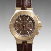 ブルガリ時計偽物 コピー ディアゴノクロノ DG40C11GLDCH