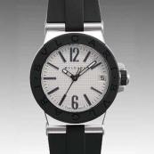 ブルガリ時計偽物 コピー ディアゴノラバー DG29C6SVD