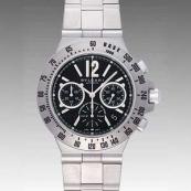 ブルガリ時計偽物 コピー ディアゴノプロフェッショナルタキメトリッククロノ CH40SSDTA/N