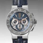 ブルガリ時計偽物 コピー ディアゴノキャリブロ303 DG42C3SWGLDCH