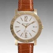 ブルガリ腕時計ブランド コピー通販メンズ時計 BB42WGLD/N