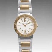 ブルガリ腕時計ブランド コピー通販レディース時計 BB26WSGD/N