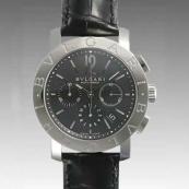 ブルガリ人気腕時計スーパーコピーブランドメンズ時計 BB42BSLDCH/N