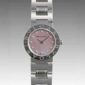 ブルガリ腕時計ブランド コピー通販レディース時計 BB23C11SS/12JN