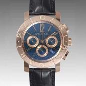 ブルガリ時計偽物 コピー クロノ タイプ 新品メンズ BBP42C3GLDCH