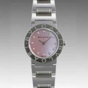 ブルガリ腕時計ブランド コピー通販レディース時計 BB26C11SS/12JN