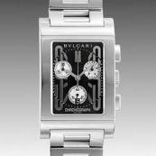 ブルガリスーパーコピー時計 腕時計激安 レッタンゴロクロノ 新品メンズ RTC49BSSD