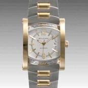ブルガリスーパーコピー時計 腕時計激安 アショーマ 新品メンズ AA48C6SGD