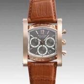 ブルガリスーパーコピー時計 腕時計激安 アショーマクロノ08年限定 新品メンズ AAP48C5GLDCH
