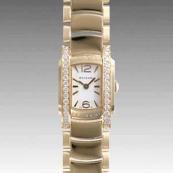 ブルガリスーパーコピー時計 腕時計激安 アショーマD 新品レディース AA26WGD1G