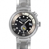 ルイヴィトン人気腕時計スーパーコピー タンブール ダイバー Q103DO