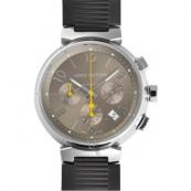 ルイヴィトン時計偽物コピー タンブールクロノ Q1122