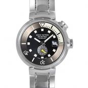 ルイヴィトン 人気腕時計スーパーコピー タンブール ダイバー Q123T0