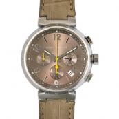 ブランド ルイヴィトン時計スーパーコピースーパーコピー タンブールクロノ Q12610