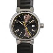ブランド ルイヴィトン時計スーパーコピースーパーコピー タンブールGMT Q11310