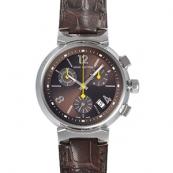 ルイヴィトン ブランド時計スーパーコピー タンブールクロノQ1112DD
