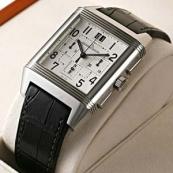 ジャガールクルト時計 レベルソスクアドラクロノグラフGMT Q7018420コピー時計