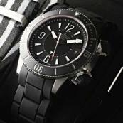 ジャガールクルト時計 マスターコンプレッサーダイビングアラーム ネイビーシールズ Q183T770コピー時計