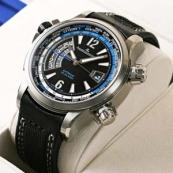 ジャガールクルト時計 マスターコンプレッサーエクストリームWアラーム Q177847Tコピー時計