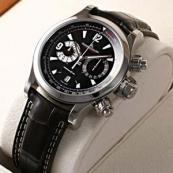 ジャガールクルト時計 マスターコンプレッサークロノグラフ Q1758470コピー時計