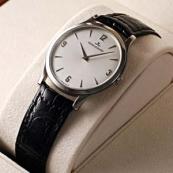 ジャガールクルト時計 マスターウルトラスリム Q1458504コピー時計