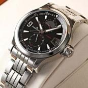 ジャガールクルト時計 マスターコンプレッサーGMT Q1738171コピー時計