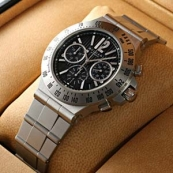 ブランド ブルガリスーパーコピー時計 ディアゴノプロフェッショナル テラ クロノ ブラックCH40SSDTA