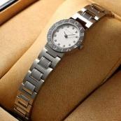 ブランド ブルガリスーパーコピー時計 レディース ホワイトダイヤル/12ダイヤインデックス BB23WSS/12