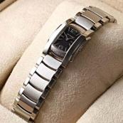 ブランド ブルガリスーパーコピー時計 アショーマD レディース ブラックダイヤル AA26BSS
