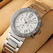 ブルガリ時計 スーパーコピー 激安クロノ BB38WSSDCH/N