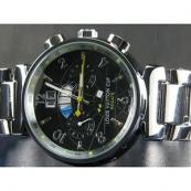 ルイヴィトン時計スーパーコピー louis vuitton腕時計 /自動巻/黒文字盤/男性用 LV-005