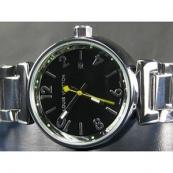 ルイヴィトン時計スーパーコピー louis vuitton腕時計 自動巻/黒文字盤/女性用 LV-004