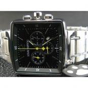 ルイヴィトン時計スーパーコピー louis vuitton腕時計 ブラック文字盤 LV-001