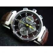 ルイ ヴィトンコピー時計 タンブール クロノ LV277 レザー 7750搭載 LVTC0104