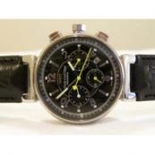 ルイヴィトン 時計スーパーコピー時計 タンブールインブラック クロノ 7750搭載 LVTC0106