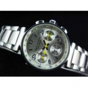 ルイヴィトン 時計スーパーコピー時計 タンブール クロノ レディース SSブレス LVTC1002