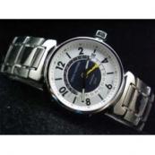 ルイヴィトン 時計スーパーコピー時計 タンブール GMT LVTG0101