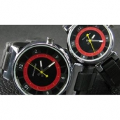ルイヴィトン 時計スーパーコピー時計 恋人時計ブラック LV-031