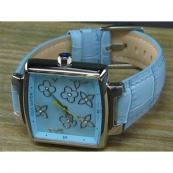 ルイヴィトン 時計スーパーコピー時計 青文字盤LV-029