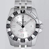 チュードル 腕時計スーパーコピー ハイドロノートII 5列ブレス シルバー 20030