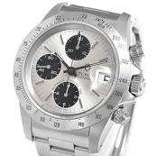 チュードル時計スーパーコピー クロノチック 自動巻き シルバー79380