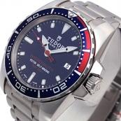 チュードル時計スーパーコピー ハイドロノート自動巻き ブルー20060B