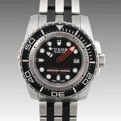 チュードル時計スーパーコピー ハイドロ 自動巻き ブラック 25000