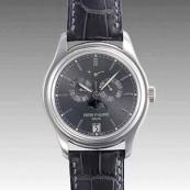 パテックフィリップ 腕時計スーパーコピー Patek Philippeアニュアルカレンダー 5146P-001