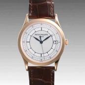 パテックフィリップ 腕時計スーパーコピー Patek Philippeカラトラバ CALATRAVA 5296R