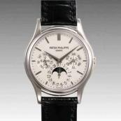 パテックフィリップ 腕時計スーパーコピー Patek Philippeパーペチュアルカレンダー 5140G-001