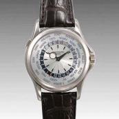 パテックフィリップ時計スーパーコピー Patek Philippeワールドタイム 5130G-001