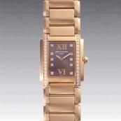 パテックフィリップ 腕時計スーパーコピー Patek Philippe レディース時計 Twenty-4 4908/11R-010