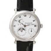 パテックフィリップ時計スーパーコピー Patek Philippeパワーリザーブ ムーンフェイズ 5054P